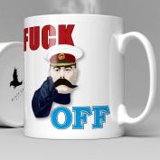 Lord Kitchener | Fuck Off - Mug
