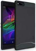 Razer Phone Case, Slim-Fit HEAVY DUTY [MERGE] EXTREME Protection / Rugged but Slim Dual Layer Case for Razer Phone (2017 Version)