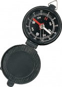 Black - Travel Pocket Compass - Lidded