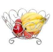 WANG-shunlidaCreative kitchen stacks iron wire technology fruit plate