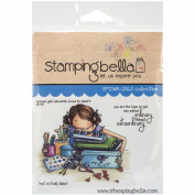 Stamping Bella Cling Stamps-Callista Loves To Craft