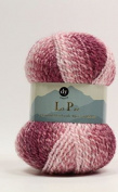 DY Choice LA PAZ Aran Knitting Yarn MOHAIR & ALPACA 100g 10 Pink