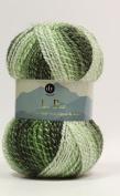 DY Choice LA PAZ Aran Knitting Yarn MOHAIR & ALPACA 100g 08 Forest