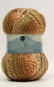 DY Choice LA PAZ Aran Knitting Yarn MOHAIR & ALPACA 100g 02 Rust