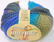 Euro Baby MAYPOLE Double Knitting Yarn / Wool 100g - 04 Berry Cocoa