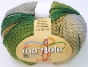 Euro Baby MAYPOLE Double Knitting Yarn / Wool 100g - 05 Ginger and Lime