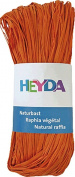 Heyda/204887794 30 m Raffia 50 g Orange