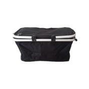 LEORX Insulated Folding Picnic Basket, Shopping Baskets