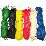Creation Station 300 g 6 x 50 g Raffia , 6 Assorted Colours
