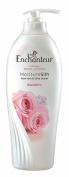 Enchanteur Body Lotion - Moist Silk - Romantic 400ml
