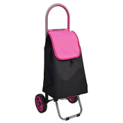 YHJ trolley Shopping Cart Buy A Car Small Pull Car Portable Pull Truck Foldable Lever Bar Home Trolley