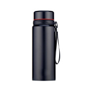 750mL Vacuum Double Insulation Cup Outdoor Large Capacity Portable Glass Men And Women High-End Business Gift Cup , 3
