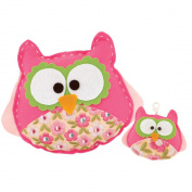 Owl Sew Cute! Felt Kit-