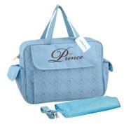 Large Mummy Tote Bag Baby Nappy Nappy Changing Bag Mum Handbag Crossbody Shoulder Bag with Adjustable Strap