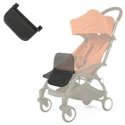 Baby Pram Legs Foot Extension Footrest Pushchair Accessories Infant Pram Foot board Kiddy boards For Folding Lightweight Stroller 17cm longer