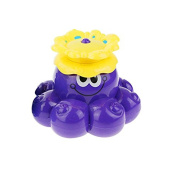 Bathtime Fun Bath Toys, Octopus Floating Rotated Squirts Bath Toy Toddler Swimming Pool Bathroom Educational Interactive Toys for Infants Boys and Girls