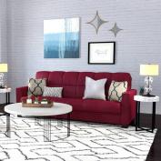 Mainstays Baja Futon Sofa Sleeper Bed, Multiple Colours