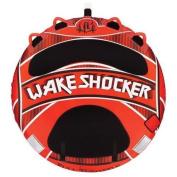 Kent Watersports Full Throttle Wakeshocker Tube Red