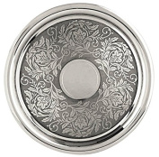 Royal Selangor Hand Finished Sovereign Collection Pewter Acanthus Motif Tray