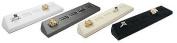 Novel Box™ 5 Slot Ring/Cufflink Tray Stand Holder Jewellery Display 8X1.190cm x 2.5cm