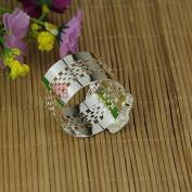 Christmas butterfly napkin ring napkin buckle£¬-20pcs