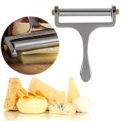 Adjustable Cheese Slicer, Gaddrt Zinc Alloy Heavy Duty Cheese Slicer Cutter