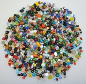 Playbox 1Kg Glass Bead Mix by Playbox