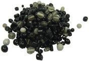 Playbox 200g Glass Beads Black