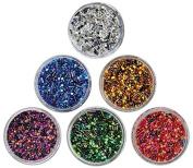 Playbox 190g Sticks Glass Beads in Pink Mix