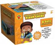Science & Social Studies Flash Cards