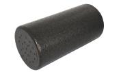 HQ Self Massage Therapy Roll Foam Roller High Density Roll 30x15 cm Black Fascia DIY