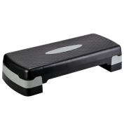 Adjustable Aerobic Stepper Fitness Step for Home, Gym, Exercise[UK Stock]