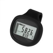 Everyday 3D Waterproof LCD Motion Sensor Pedometer Sports Step Walking Tracker Counter