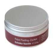 finnsa Aqua peeling-zucker in 4 duftrichtungen - schoko-vanille, 225g