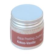 finnsa Aqua peeling-zucker in 4 duftrichtungen - COCONUT-VANILLA, 40g