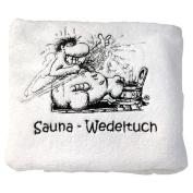 Sauna Fanning Towel