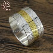 12Pcs -Stainless steel napkin buckle gold napkin ring silver kitchen tableware , v42