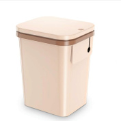 GAOLILI Trash Cans Home Bathroom Creative With A Living Room Toilet Bedroom Bedroom Kitchen Box Dustbins