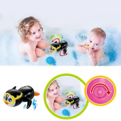 Prevently Brand Creative Funny Cute Clockwork Wind Up Swimming Penguin Bath Toy Gift
