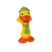Baby Bathtub Toys, Yellow Duck Floating Rotated Squirts Toys Bathroom and Swimming Pool Bathtub Toy Early Educationa Interactive Toys for Newborn Boys and Girls