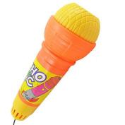 Pu Ran Kid Baby Boy Girl Microphone Mic Voice Changer Toy Birthday Christmas Gift