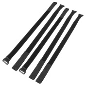 5Pcs 2.5cm Width Yoga Mat Pad Bundled Belt Hair Tape Ribbon