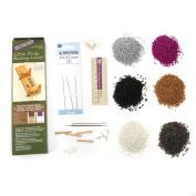 Beads Direct Smith Little Ricky Beading Loom Kit, Other, Multi-Colour, 23.5 x 15.5 x 11 cm