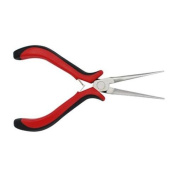 Pandahall 1 Plier Jewellery Pliers, Long Chain Nose Pliers(Needle Nose Pliers), Ferronickel, Platinum, 150mm