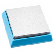Bead Buddy Steel Bench Block with Cushion Base 7x7x2cm