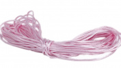 Bigood 10m 2mm Nylon Beading String Knotting Cord Chinese Knot Shamballa Pink
