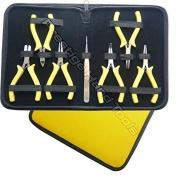 Professional Jewellery making tools Kit Mini Pliers Set Beading tools Kit with Nylon Jaw pliers #1778