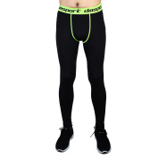 Men Sports Compression Tights Running Long Pants W28