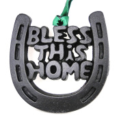 Irish Turf Bless this Home Hanging Decoration
