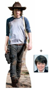 Fan Pack - Carl Grimes (Chandler Riggs) The Walking Dead Lifesize Cardboard Cutout / Standee / standup - Includes 8x10 (20x25cm) Photo